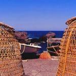 Lampare in Stromboli